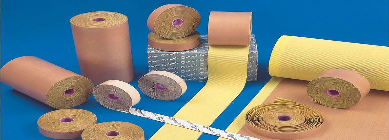 Teflon, PTFE Coated Fiberglass Belts, Tape, Cloth | Silicone